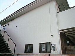 フラット東高円寺[201号室]の外観