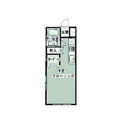 WISMA(ウイスマ)[1階]の間取り
