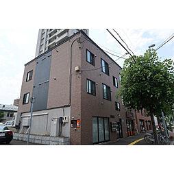北海道札幌市豊平区豊平五条5丁目の賃貸アパートの外観