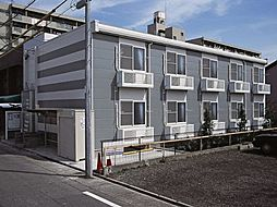 レオパレスSHINOHARA[1階]の外観
