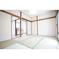 大信荘[203号室]の外観