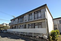 シティハイム加藤[2階]の外観