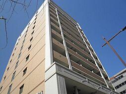 ニッケノーブルハイツ江坂[5階]の外観