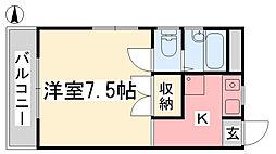 警察署前駅 3.2万円