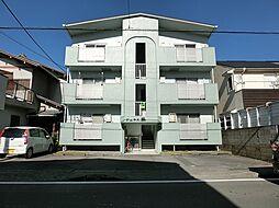 静岡県沼津市下香貫善太夫の賃貸マンションの外観
