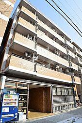 メロディハイツ恵美須[2階]の外観