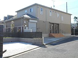 [テラスハウス] 神奈川県横浜市都筑区新栄町 の賃貸【/】の外観
