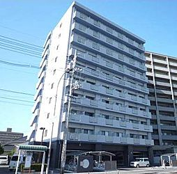岡山県岡山市北区野田5丁目の賃貸マンションの外観