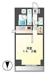 S−FORT葵一丁目[8階]の間取り