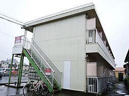 EST壱番館[2階]の外観