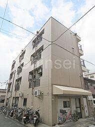 大阪府堺市堺区南清水町3丁の賃貸マンションの外観