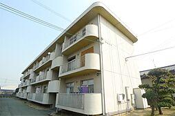 兵庫県加古川市米田町平津の賃貸マンションの外観