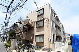 MKC西新井橋ハイツ[201号室]の外観