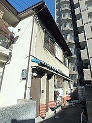 大阪府大阪市阿倍野区西田辺町2丁目の賃貸アパートの外観