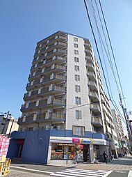 京都府京都市下京区材木町の賃貸マンションの外観