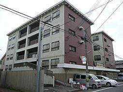 松ヶ丘コーポラス[3階]の外観
