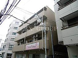 東京都八王子市台町4の賃貸マンションの外観
