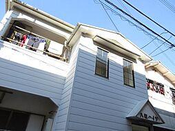 大阪府寝屋川市八坂町の賃貸アパートの外観