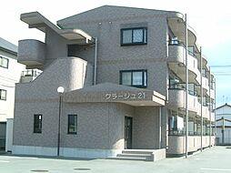 三重県松阪市外五曲町の賃貸マンションの外観