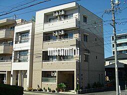 愛知県名古屋市中村区下米野町1の賃貸マンションの外観