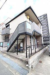 兵庫県神戸市中央区大日通2丁目の賃貸アパートの外観