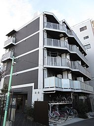 THE FUSION NAKANOFUJIMICHOU[1階]の外観