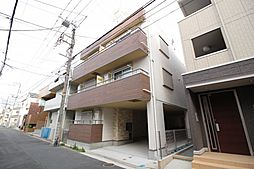 アクアスウィル横須賀[3階]の外観
