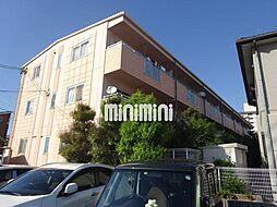 クレスト篠木[2階]の外観
