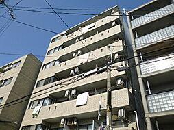 クリスタルコート66[5階]の外観
