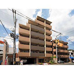 京都府京都市左京区一乗寺南大丸町の賃貸マンションの外観