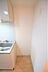キッチン,1K,面積25.96m2,賃料5.6万円,JR仙石線 小鶴新田駅 徒歩5分,JR東北本線 東仙台駅 徒歩26分,宮城県仙台市宮城野区新田東3丁目