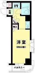 田端[2階]の間取り