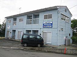 山形県山形市中桜田3丁目の賃貸アパートの外観