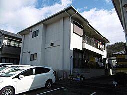 大沢ハイツA[2階]の外観