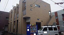 プランドール更屋敷[203号室]の外観