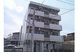 エレガンス東寺[202号室]の外観