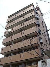 アパルト四天王寺2[3階]の外観