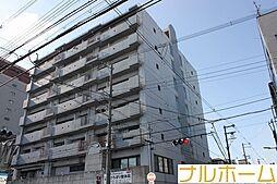 大阪府大阪市平野区西脇2丁目の賃貸マンションの外観