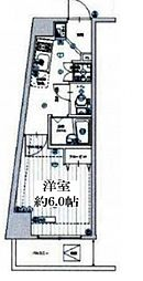 SIN-City本蓮沼BELLGRADE[4階]の間取り