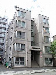 ローヤルハイツ本郷通6[302号室]の外観