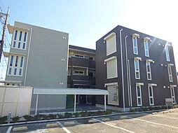 埼玉県川口市弥平2丁目の賃貸アパートの外観