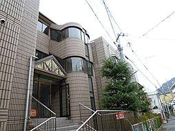 兵庫県神戸市中央区熊内町2丁目の賃貸マンションの外観