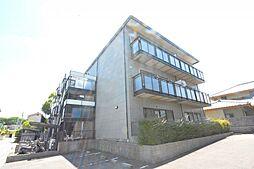 ハーモニーマンションA棟[1階]の外観