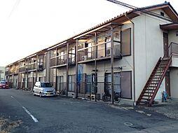 鮎川ハイツB[B号室号室]の外観