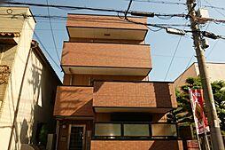大阪府堺市堺区東湊町1丁の賃貸マンションの外観