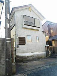 [一戸建] 千葉県市川市国分3丁目 の賃貸【/】の外観