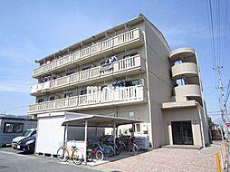三重県伊賀市平野城北町の賃貸マンションの外観