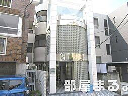 マンションNOBU[1階]の外観