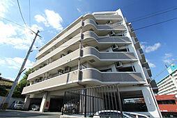 福岡県北九州市小倉北区日明2丁目の賃貸マンションの外観