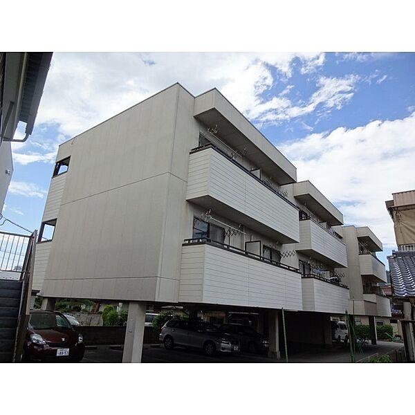 パールハイツ上田 3階の賃貸【長野県 / 上田市】